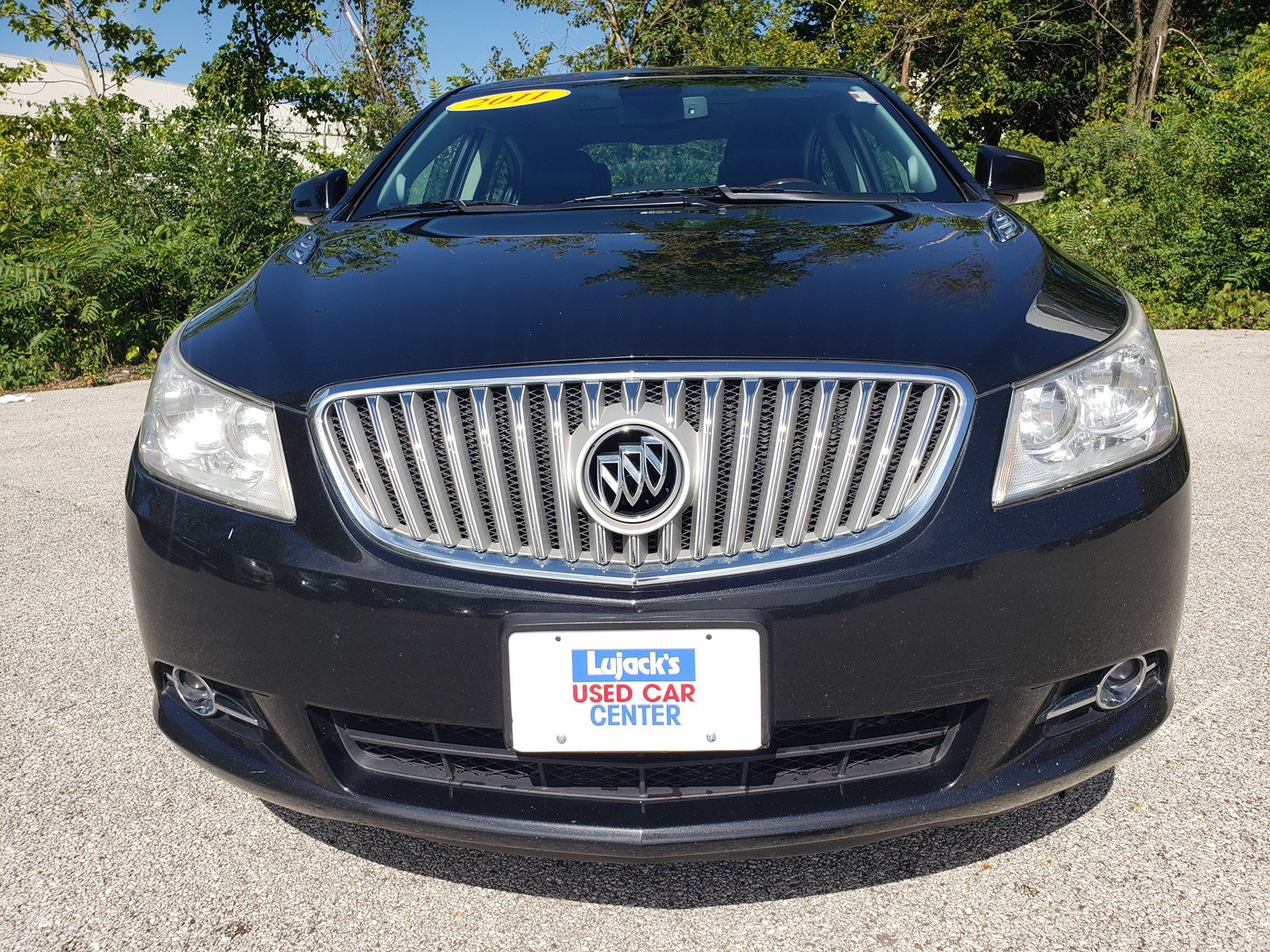 Pre-Owned 2011 Buick LaCrosse CXS