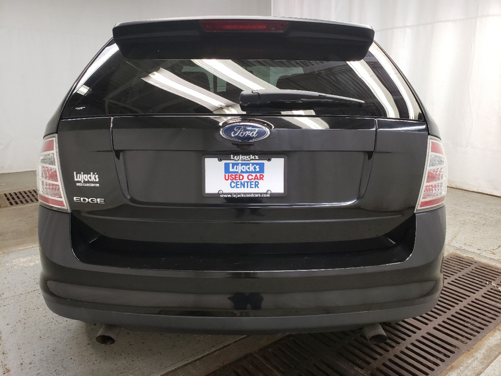 Pre-Owned 2007 Ford Edge SE