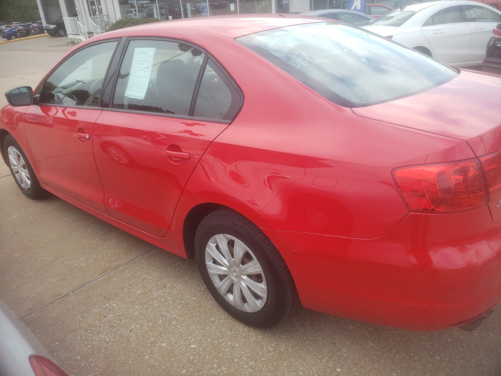 Pre-Owned 2012 Volkswagen Jetta Sedan 2.0L S