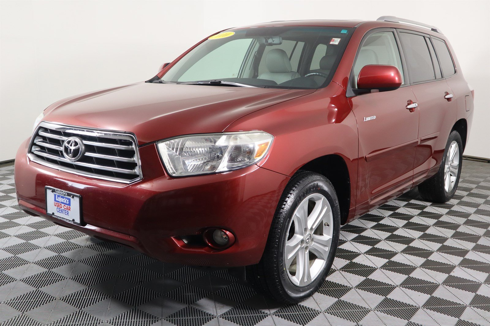 Pre-Owned 2010 Toyota Highlander Limited