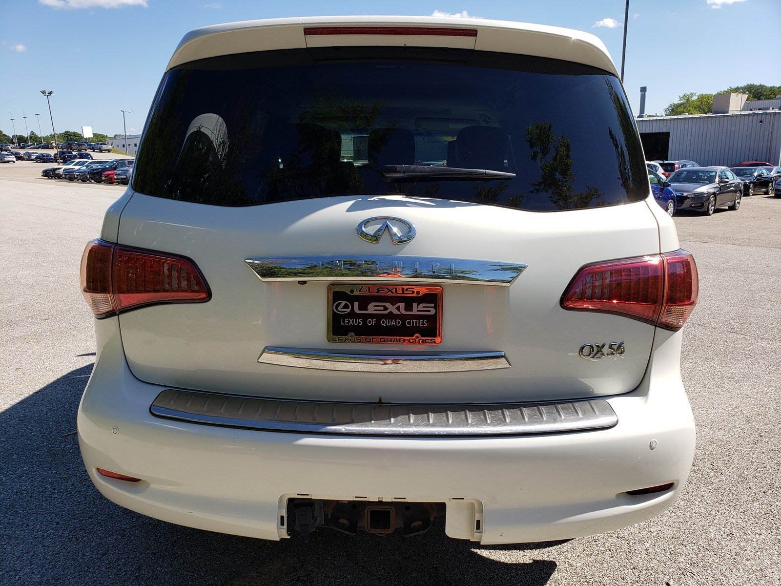 Pre-Owned 2013 INFINITI QX56 Base