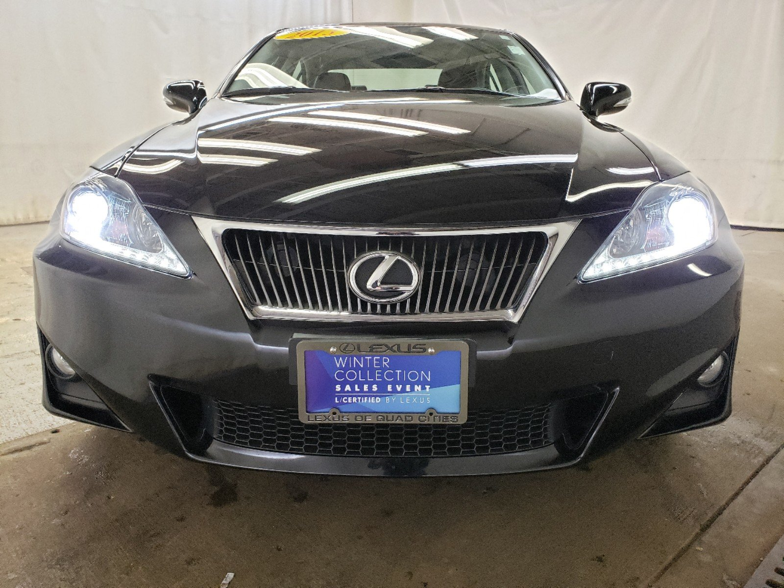 Pre owned 2013 lexus is 250
