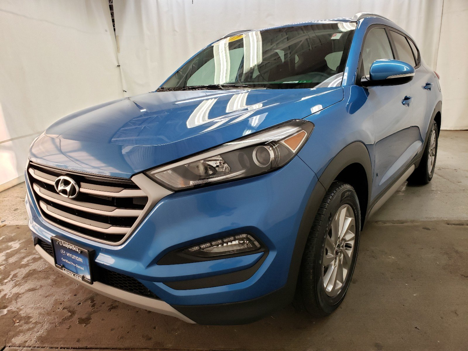 Certified Pre-Owned 2017 Hyundai Tucson Eco