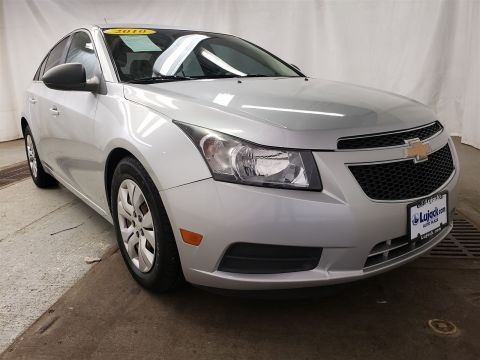 Pre-Owned 2012 Chevrolet Cruze LS