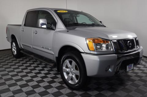 Pre-Owned 2012 Nissan Titan SL