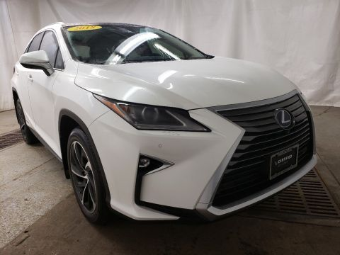 Pre-Owned 2018 Lexus RX 450h