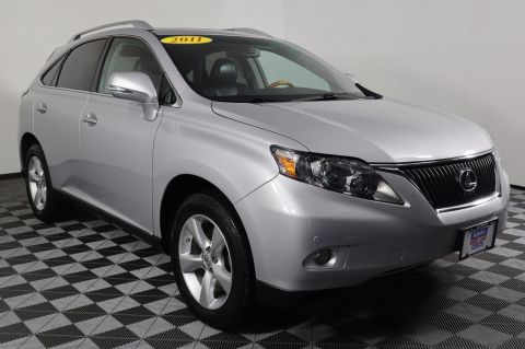 Pre-Owned 2011 Lexus RX 350 350