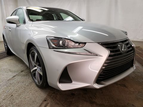Pre-Owned 2017 Lexus IS 300