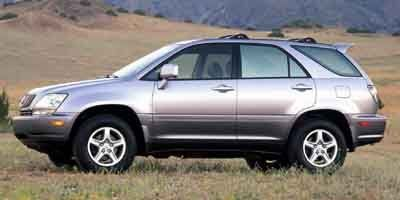 Pre-Owned 2001 Lexus RX 300